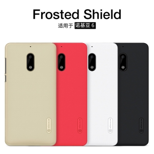 เคส NILLKIN Super Frosted Shield Nokia 6 แถมฟิล์มติดหน้าจอ