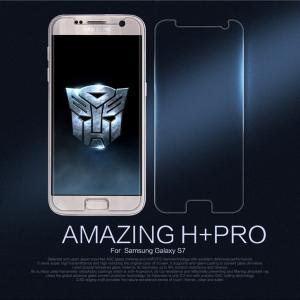 กระจกนิรภัย NILLKIN 9H+ PRO Galaxy S7 แถมฟิล์มติดเลนส์กล้อง
