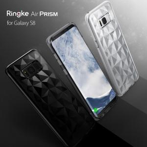 เคสใสกันกระแทก Rearth Ringke Air Prism Galaxy S8