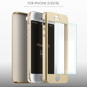เคสกันกระแทก iPAKY 360 Series iPhone 5/5S/SE