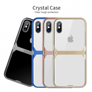 เคส NILLKIN Crystal Case iPhone X