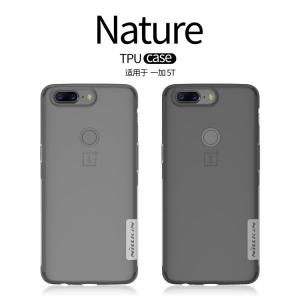 เคสใส NILLKIN TPU Case เกรด Premium OnePlus 5T