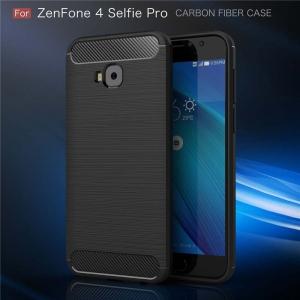 เคสซิลิโคนกันกระแทก Brushed Silicone Zenfone 4 Selfie PRO 5.5 (ZD552KL)