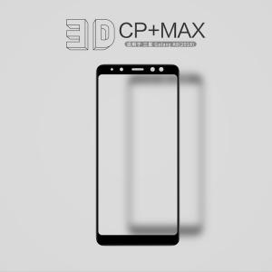 กระจกนิรภัย NILLKIN 3D CP+ MAX Galaxy A8 2018 สีดำ