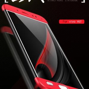 เคส GKK กันกระแทก 360 องศา แบบประกอบ 3 ส่วน หัว-กลาง-ท้าย Vivo V5 / V5s / V5 Lite