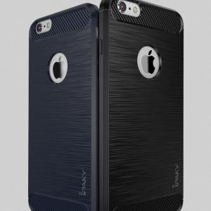 เเคสกันกระแทก iPAKY LAKO Series Brushed Silicone iPhone 6 Plus / 6S Plus