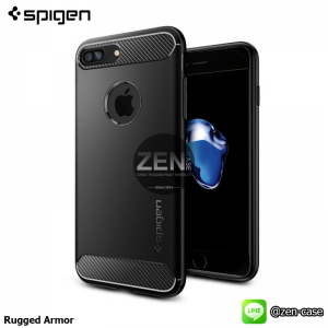 เคส SPIGEN Rugged Armor iPhone 8 Plus / 7 Plus