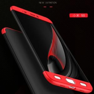 เคส GKK กันกระแทก 360 องศา แบบประกอบ 3 ส่วน หัว-กลาง-ท้าย Xiaomi Mi 5s