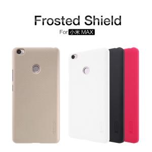 เคส NILLKIN Super Frosted Shield Xiaomi Mi Max แถมฟิล์มติดหน้าจอ