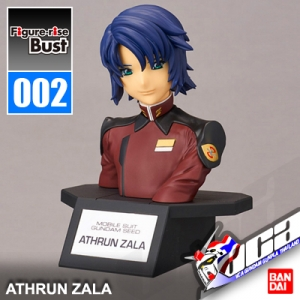 Figure-rise Bust ATHRUN ZALA
