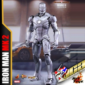 HOT TOYS 1/6 IRON MAN MARK II (DIECAST) เหล็กหล่อ