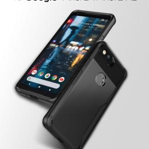 เคสกันกระแทก Silicone Frame Google Pixel 2
