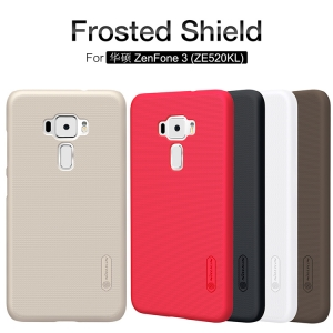 เคส NILLKIN Super Frosted Shield Zenfone 3 5.2 (ZE520KL) แถมฟิล์มติดหน้าจอ