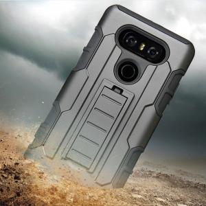 เคสกันกระแทก Future Hybrid Armor LG G6
