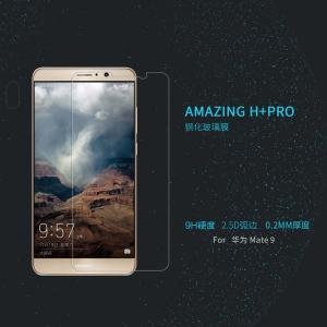 กระจกนิรภัย NILLKIN 9H+ PRO Huawei Mate 9 แถมฟิล์มติดเลนส์กล้อง