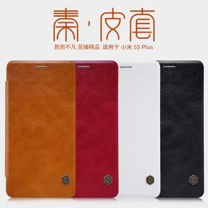 เคสฝาพับ NILLKIN Qin Leather Case Xiaomi Mi 5s Plus