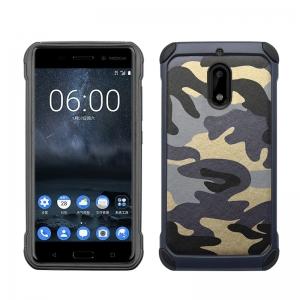 เคสลายพราง / ลายทหาร NX CASE Camo Series Nokia 6