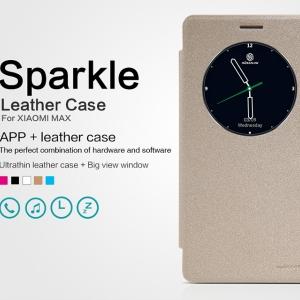 เคสฝาพับ NILLKIN Sparkle Leather Case Xiaomi Mi Max