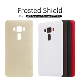 เคส NILLKIN Super Frosted Shield Zenfone 3 Deluxe (ZS570KL) แถมฟิล์มติดหน้าจอ