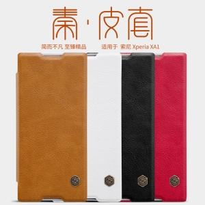 เคสฝาพับ NILLKIN Qin Leather Case Xperia XA1