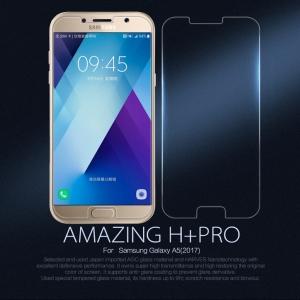 กระจกนิรภัย NILLKIN 9H+ PRO Galaxy A5 (2017) แถมฟิล์มติดเลนส์กล้อง