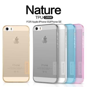 เคสใส NILLKIN TPU Case เกรด Premium iPhone 5 / 5S / SE