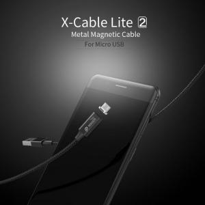 สายชาร์จแม่เหล็ก WSKEN X-Cable Lite 2 Metal Magnetic Data Cable