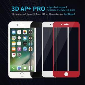 กระจกนิรภัย NILLKIN 3D AP+ PRO iPhone 8 / 7