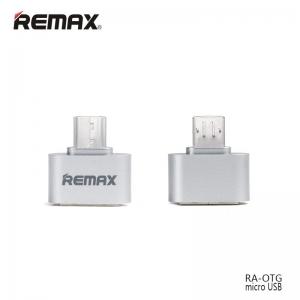 RA-OTG Micro USB สีเงิน