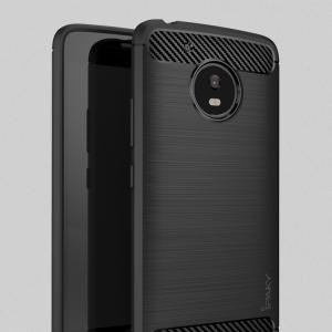 เคสกันกระแทก iPAKY LAKO Series Brushed Silicone Moto G5S Plus