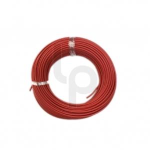 สายแบต #1.5 สีแดง 30m.