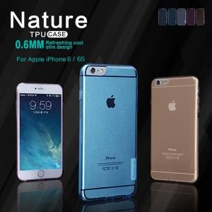 เคสใส NILLKIN TPU Case เกรด Premium iPhone 6 / 6S