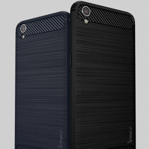 เคสกันกระแทก iPAKY LAKO Series Brushed Silicone Oppo F1 Plus / R9