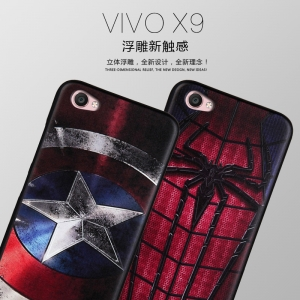 เคส MY COLORS 3D Series Vivo V5 Plus / X9
