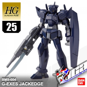 HG G-EXES JACKEDGE