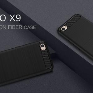 เคสซิลิโคนกันกระแทก Brushed Silicone Vivo V5 Plus / X9