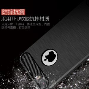 เคสกันกระแทก iPAKY LAKO Series Brushed Silicone iPhone 5/5S/SE