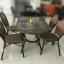 ชุดโต๊ะหวาย 4 ที่นั่ง JANGLE thumbnail 1