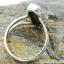 Campo Del Cielo Meteorite แหวนเงินแท้ 925 (แหวนเบอร์ : 55 ,5g) thumbnail 7