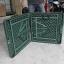 โต๊ะอเนกประสงค์พับได้ สีเขียว KOMMET HDPE รุ่น HDT-120W thumbnail 11