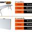 โต๊ะอเนกประสงค์พับได้ สีขาว KOMMET HDPE รุ่น HDT-180W thumbnail 8