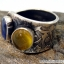 ไคยาไนต์-อำพัน Kyanite-Amber แหวนเงินแท้ 925 (แหวนเบอร์ : 58 , 4.4g ) thumbnail 4