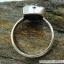 Campo Del Cielo Meteorite แหวนเงินแท้ 925 (แหวนเบอร์ : 57 ,5.9g) thumbnail 6