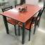 ชุดโต๊ะอาหาร 4 ที่นั่ง KING thumbnail 2