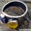 ไคยาไนต์-อำพัน Kyanite-Amber แหวนเงินแท้ 925 (แหวนเบอร์ : 58 , 4.4g ) thumbnail 7