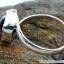 Campo Del Cielo Meteorite แหวนเงินแท้ 925 (แหวนเบอร์ : 61 ,4.9g) thumbnail 5