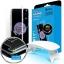 ฟิล์มกระจกใสเต็มจอ Whitestone Dome Glass Galaxy S9 Plus Complete Set