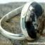 ไพไรต์-แมกนีไทต์ PYRITE-MAGNETITE (HEALER'S GOLD)- แหวนเงินแท้ 925(SIZE 57, 6.1g) thumbnail 6
