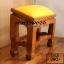 โต๊ะกราบ ไม้สักทองไซส์เล็ก [สีเหลือง] thumbnail 7