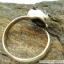 Campo Del Cielo Meteorite แหวนเงินแท้ 925 (แหวนเบอร์ : 61 ,4.9g) thumbnail 4